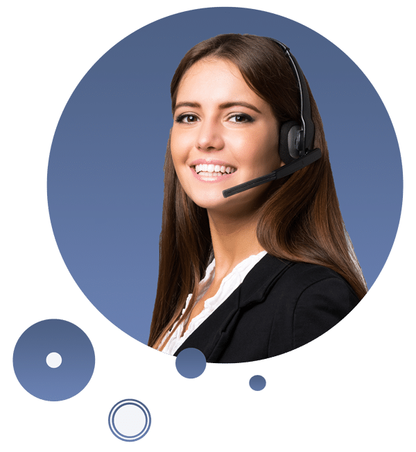 customer service agent ready to help streamline your order fulfillment process