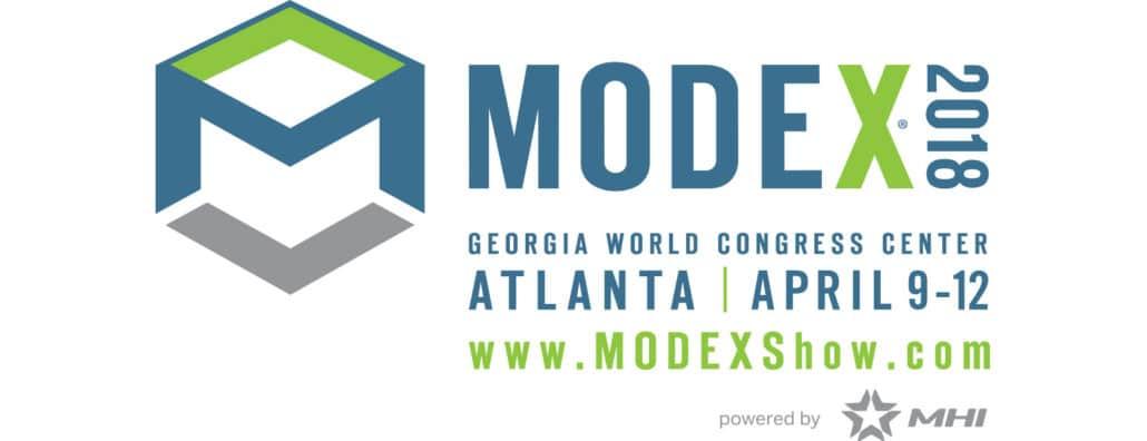 2018 MODEX Logo