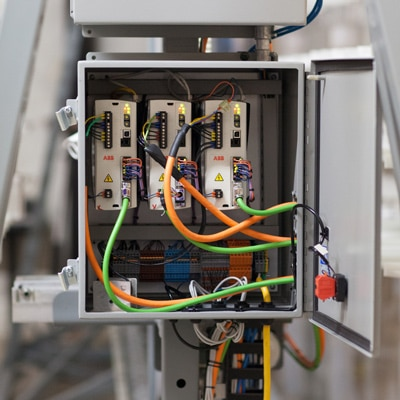 Voodoo Robotics ASRS Controler