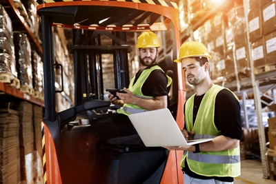 Training warehouse operators for automation