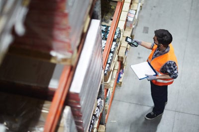 You are in the supply chain business