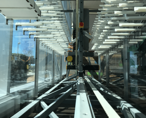Automated Storage and Retrieval Systems (ASRS) - Voodoo Robotics